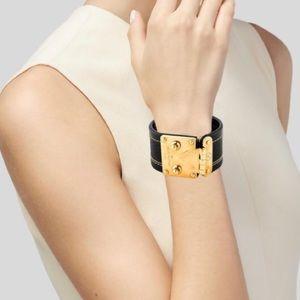 Louis Vuitton Jewelry - Louis Vuitton S-Lock Cuff Bracelet